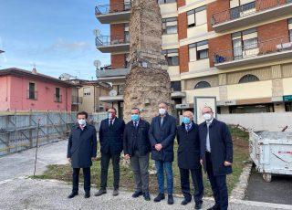 Partiti i lavori di restauro del Torrione, entro un anno la riconsegna